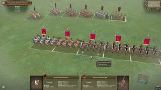 Field of Glory 2- Legions Triumphant\Argentoratum(Romans)