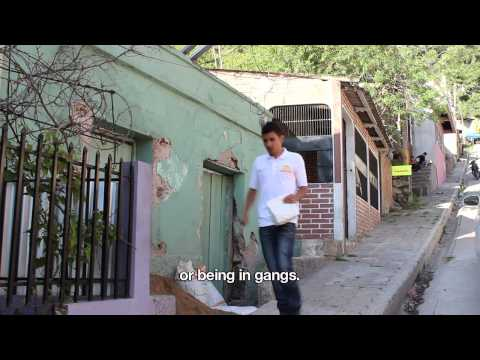 Honduras: Burgers & business give at-risk Honduran youth hope