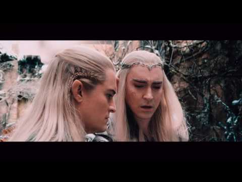 Battle of the Five Armies - #Clip 1 - ACES RRT (P3 DCI) Colour Format and Grading
