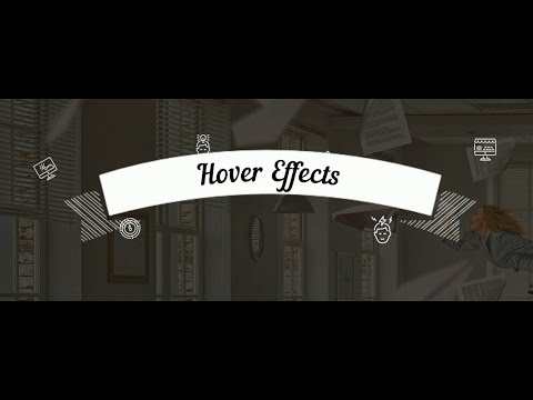 Hover Effects – easily create any hover effect – WordPress