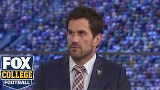 Matt Leinart breaks down (20) USC Trojans upset over (4) Washington  | 2016 COLLEGE FOOTBALL ON FOX