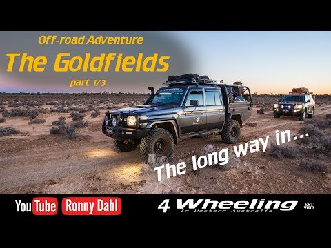 Off-road Adventure The Goldfields 1/3