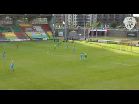 Republic of Ireland v Slovenia Highlights