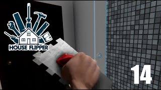 HOUSE FLIPPER 🛠 Heimwerker Simulator 14 ► Fliesenarbeiten [Deutsch|German]