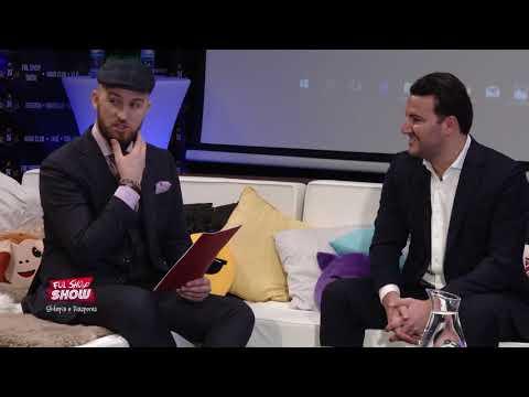 """""""Fol Shqip"""" Show - Përparim Avdili,Mërgim Dina 10.02.2018"""