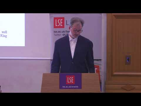 LSE Events | Dr. Joseph Slaughter | Images that Resemble Us Too Much