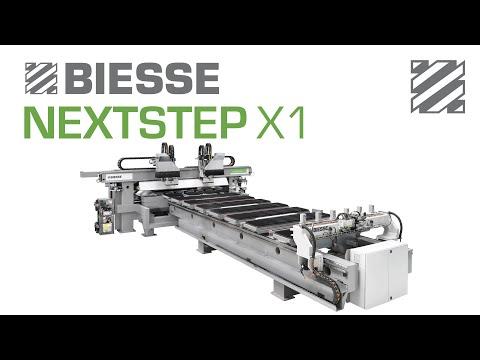 Biesse NextStep X1 - Batch One Panel Production