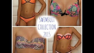 Swim Suit Collection 2015! +Try On