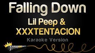 Lil Peep Xxxtentacion Falling Down Karaoke Version.mp3