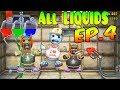 Kick the Buddy - Stuff - All LIQUIDS, new Costumes, crazy game (Ep.4)