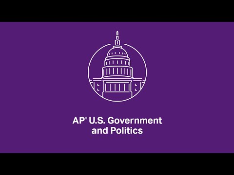 AP U.S. Government and Politics: Timed AP Exam Practice #1