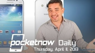 Samsung Galaxy Mega, Microsoft 7-inch Surface, Optimus G Pro for AT&T & More - Pocketnow Daily