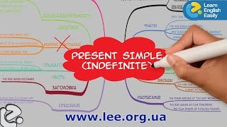 Времена английского глагола легко. #Present #Simple. #Английская #грамматика.