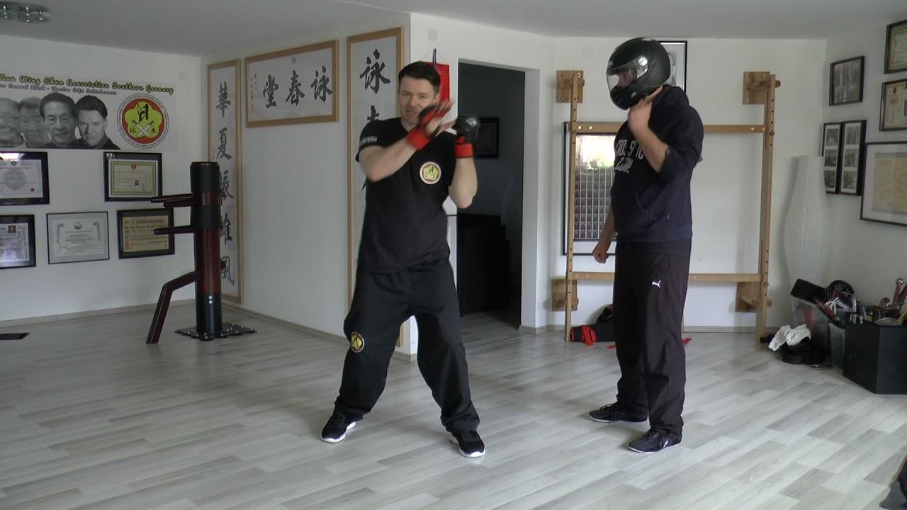 Wing Chun Pak Sao - Lap Sao