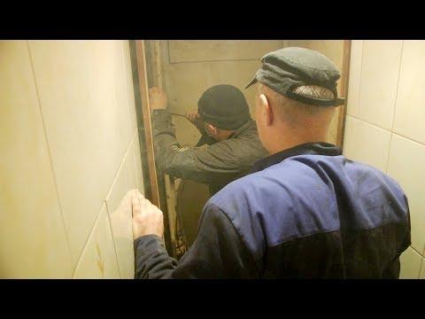 В центре Саранска прямо в жилой квартире прорвало канализацию