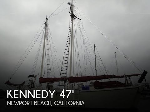 Used 1974 Kennedy 47 Gaff Rigged for sale in Newport Beach, California