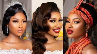 Bridal makeup tutorial/NIGERIAN BRIDAL MAKEUP