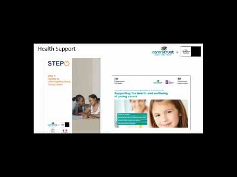 Carers Trust and The Children's Society: Young carers in Schools Webinar 1