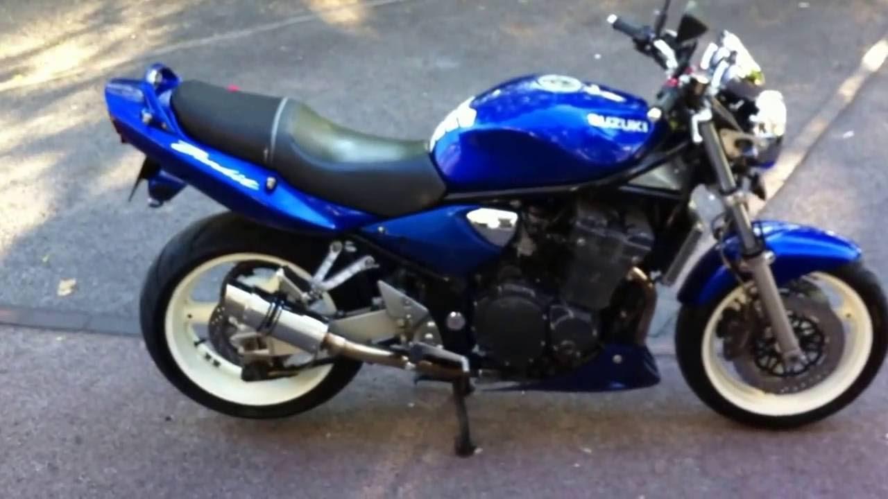 Suzuki Bandit R