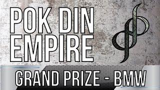 Pok Din Empire: Grand Prize Lucky Draw (BMW F30)