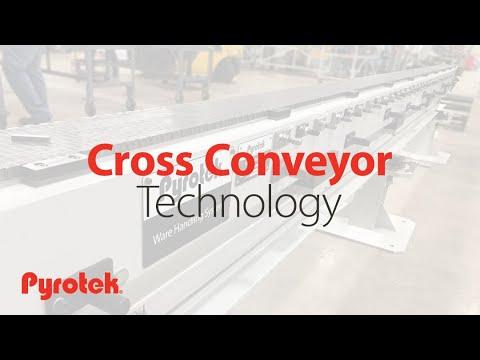 Capital Equipment - Pyrotek Cross Conveyor Technology