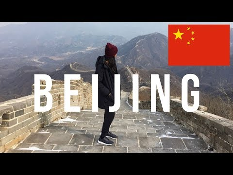 A Weekend (of getting lost) IN BEIJING, CHINA