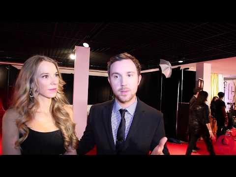 Sam Huntington @ Canadian Screen Awards 2014