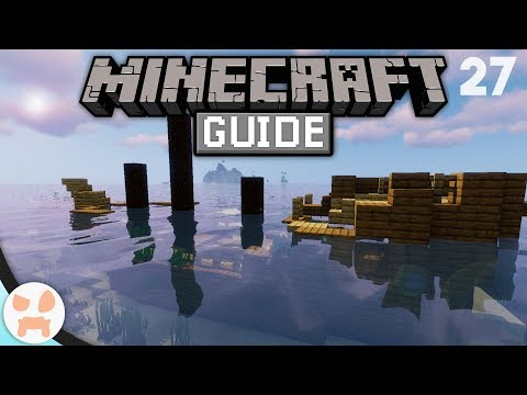 SHIPWRECK & TREASURE GUIDE! | The Minecraft Guide - Minecraft 1.14.2 Lets Play Episode 27