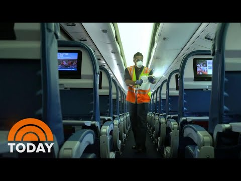 Tampa Airport Introduces COVID-19 Testing In Terminal | TODAY