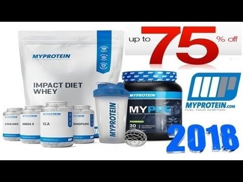myprotein referral code 2018 - youtube