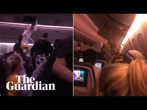 Dozens injured as Air Canada flight to Sydney hits turbulence
