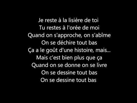 Amel Bent - Je Reste Paroles.wmv