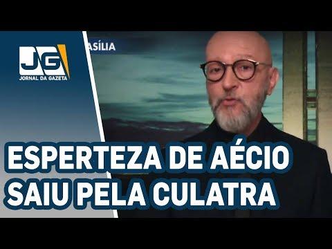 Josias de Souza/Esperteza de Aécio saiu pela culatra