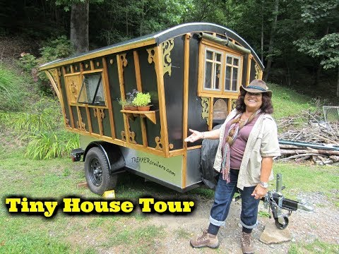 Gypsy Tiny House on Wheels Tour