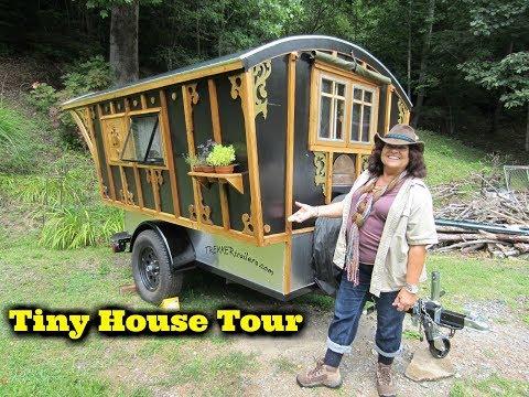 Building A Gypsy Trailer Doovi