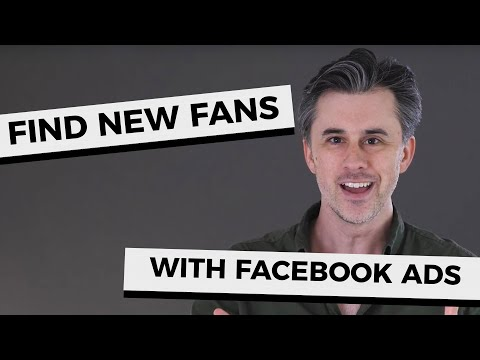 Learn How Artists Can Grow Their Career Through Facebook Advertising