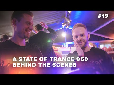 ASOT 950 | Behind The Scenes Of The Biggest Trance Festival With ReOrder