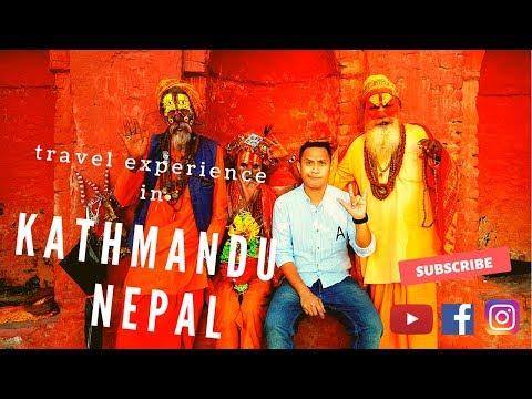 Travel Experience in Kathmandu Nepal Vlog
