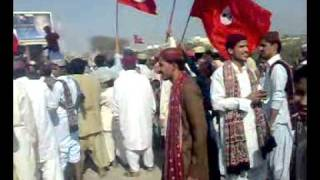City Nawabshah Jsqm Really Sindhi Topi Ajrak day .mp4