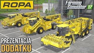 Dodatek ROPA - prezentacja maszyn | Farming Simulator 17