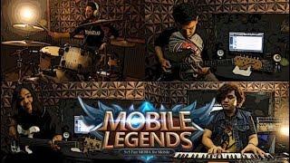 Mobile Legends SoundTrack versi Rock | Lagu Mobile Legends di cover jadi Rock