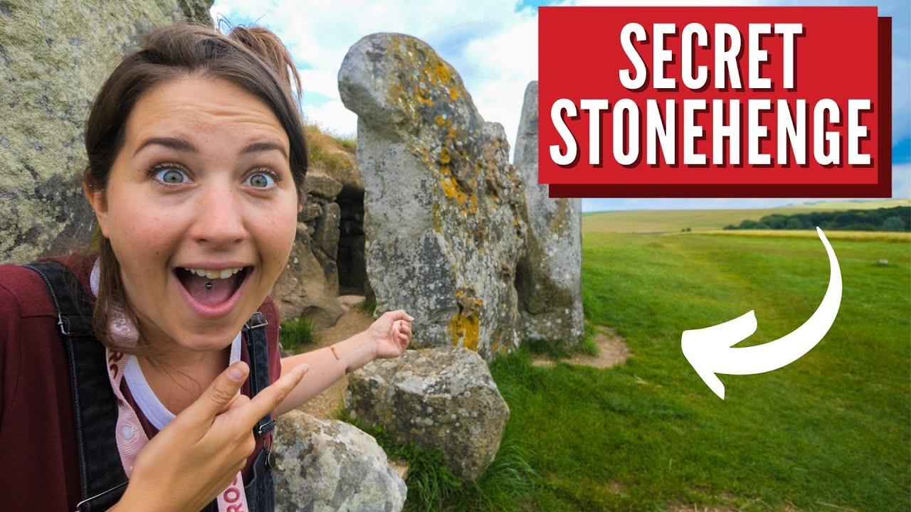 Secret Stonehenge   Vanlife England   Wiltshire