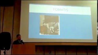 Игорь Ефимов. Влияние аудиторного канала на развитие речевой функции и коррекции поведения