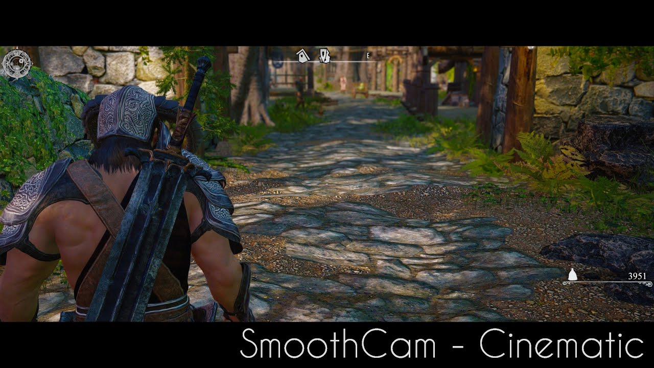 Smooth Cam - Cinematic Preset