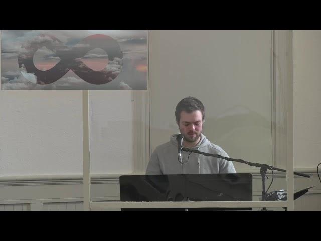 Caledonia Congregational Church Live Stream  - January 10, 2021