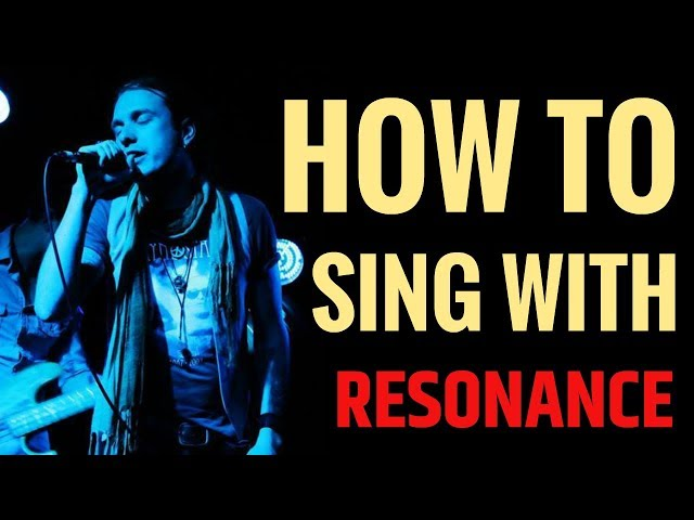 How To Sing With Resonance (Find Your True Voice)