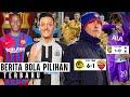 AS Roma Dibantai Bodo/Glimt😳 Ozil Ke Newcastle😱 Barcelona Angkut Sterling🤔 Berita Bola
