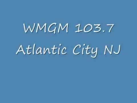 WMGM 103 7  Atlantic City NJ  1985