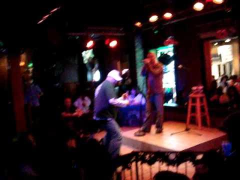 Razzoos Bar On Bourbon Street New Orleans New Years Eve  Todd Radel Dancing