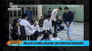 Penampilan Kaesang saat Layat Ibu Ani Yudhoyono: Dikritik Warganet, Dipuji Politisi Demokrat